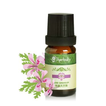 玫瑰天竺葵 Rose Geranium 10ml