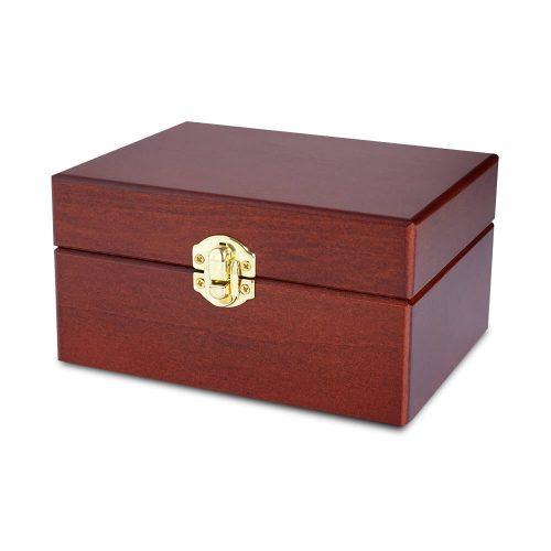 十二格精油木盒(胡桃)-2