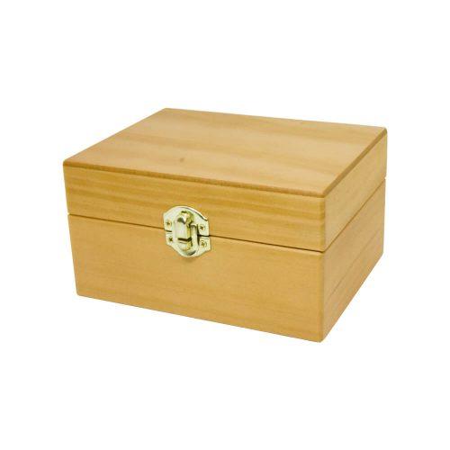 十二格精油木盒(原木)-2
